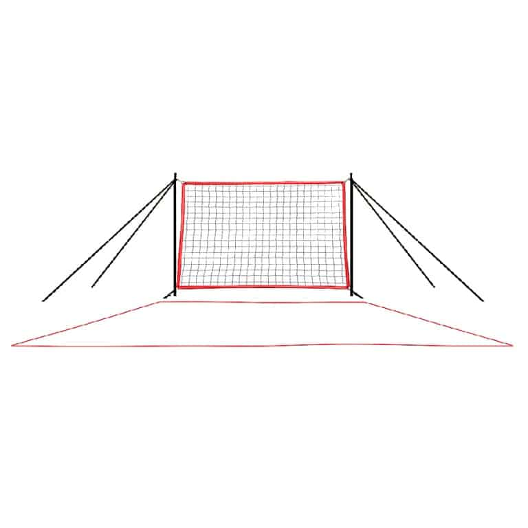 Futchi Portable Soccer Rebounder Easy to Set up