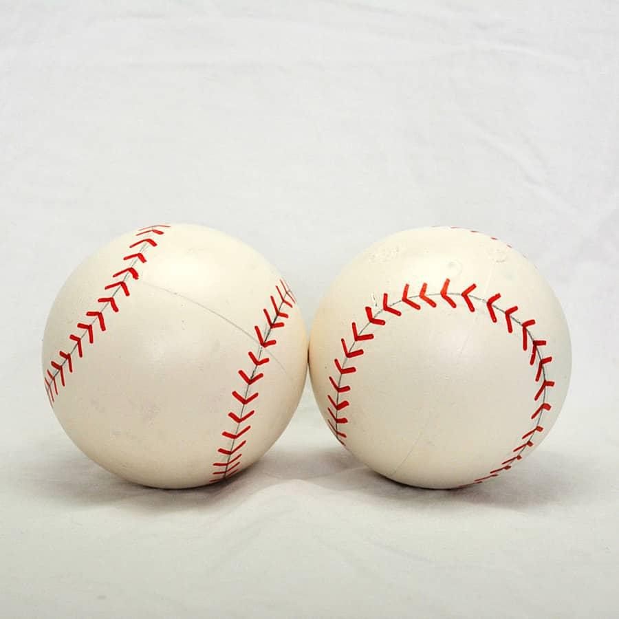 Gender Reveal Baseballs Handmade Product