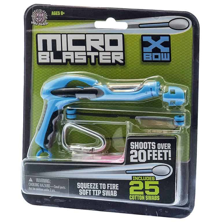 Hog Wild Micro Blaster X-Bow Foam Play