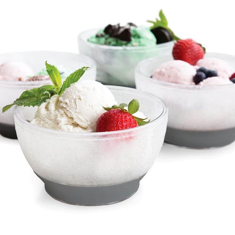 Host Ice Cream Freeze Cooling Bowl Top Rack Dishwasher Safe