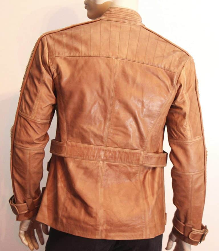 Magnoli Clothiers FinnPoe Leather Jacket Novelty Item