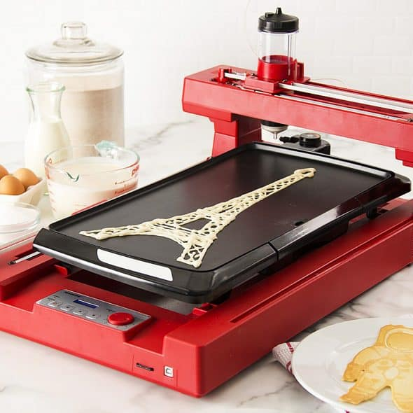 Pancake Bot Batter Dispensing System