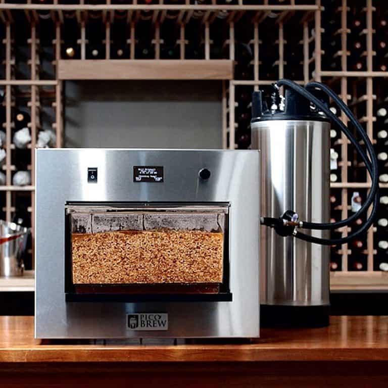 PicoBrew Zymatic Beer Brewing Kit