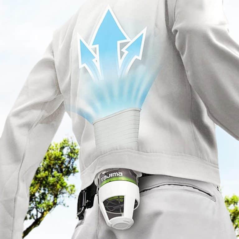 Tajima Seiryo Jacket Cooling System Novelty Item