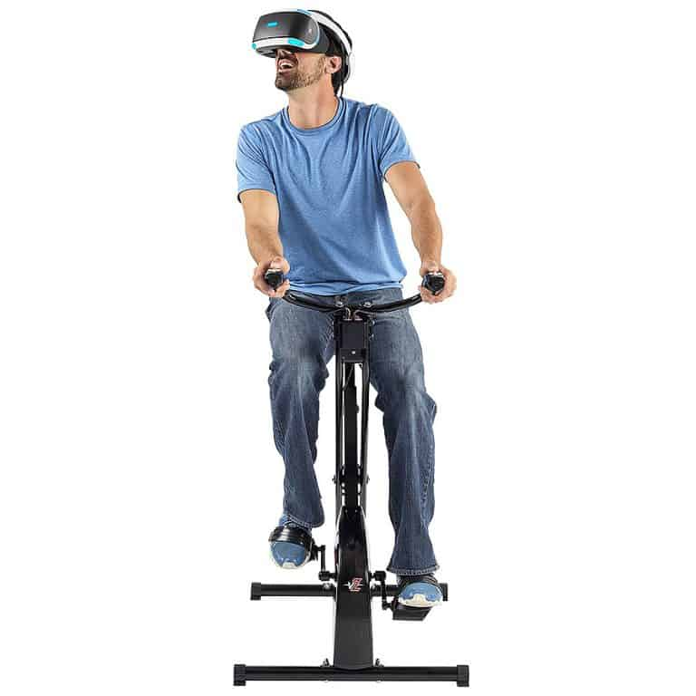 VirZOOM Virtual Reality Exercise Bike Stationary Bicycle