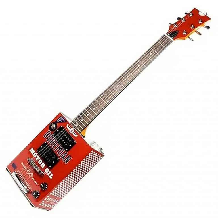 Bohemian Guitars Boho Motor Oil Musical Item