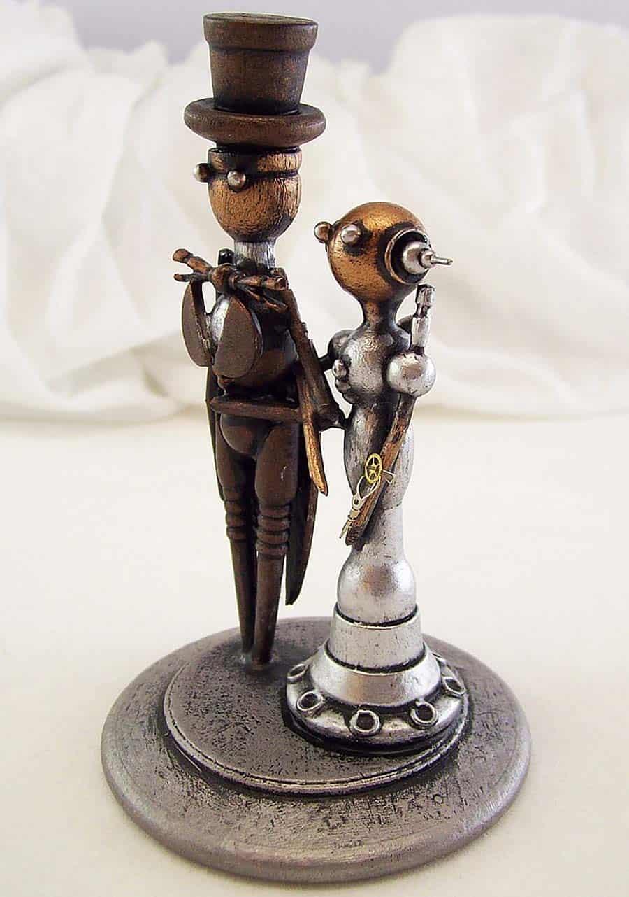 builders-studio-elegant-robot-couple-wedding-cake-topper-novelty