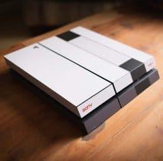 Playstation like it's 1985.