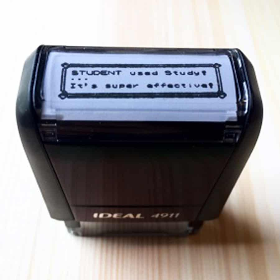 geeky-stamps-student-used-study-self-inking-stamp-rubber-stamp