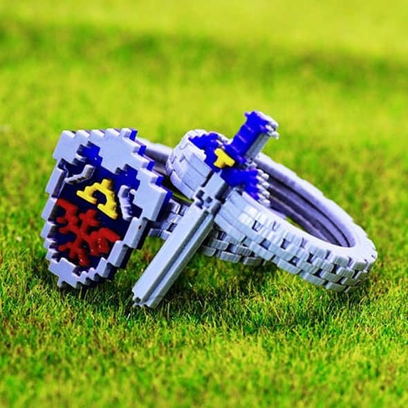 nastalgame-zelda-hyrule-shield-and-master-sword-ring-hand-crafted-accessory