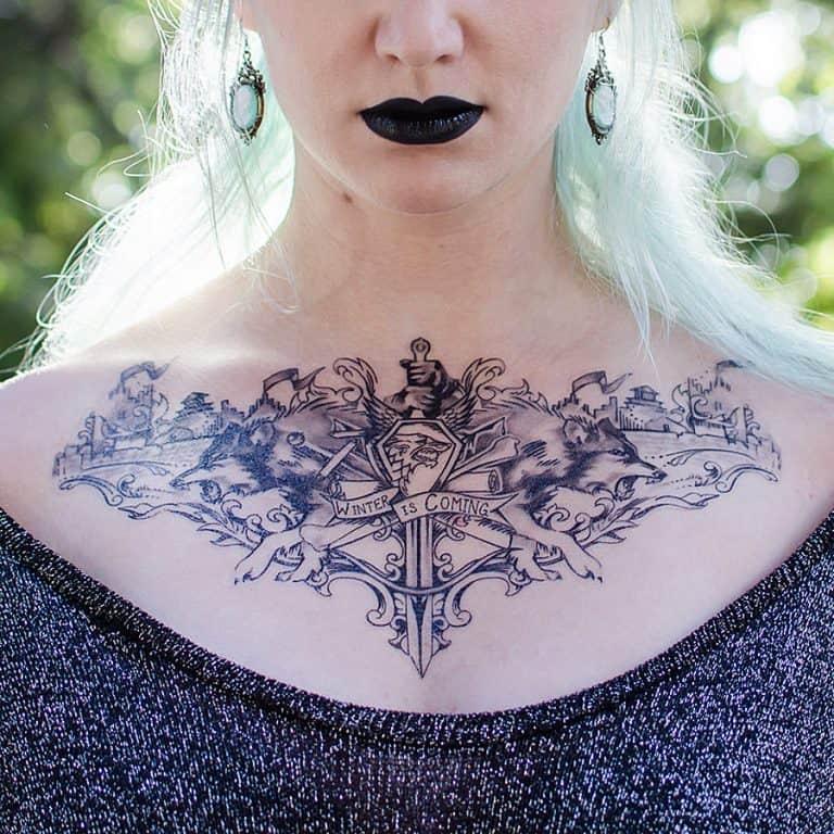 seventh-skin-house-stark-inspired-temporary-tattoo-handmade-item