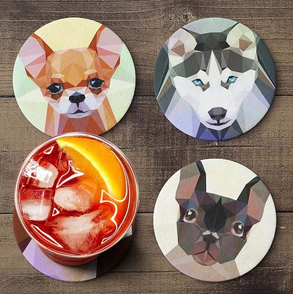 teide-shop-polygonal-dog-coaster-set-printed-into-gloss-coating