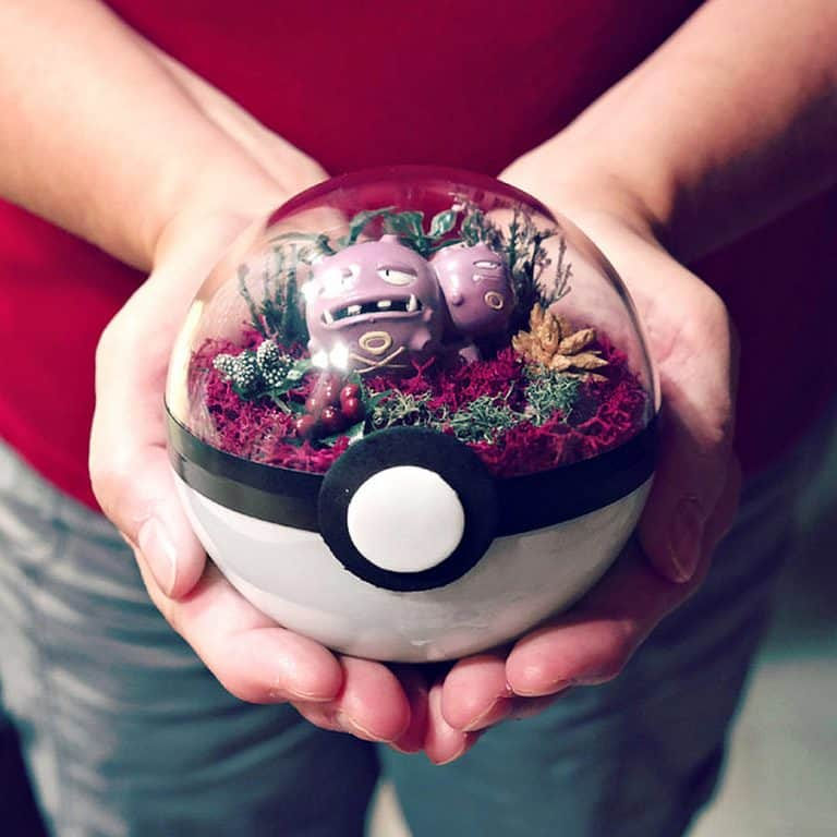 the-vintage-realm-poke-ball-terrarium-display-item