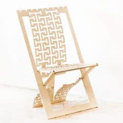 Wood you like a seat?