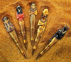 Write like an Egyptian.