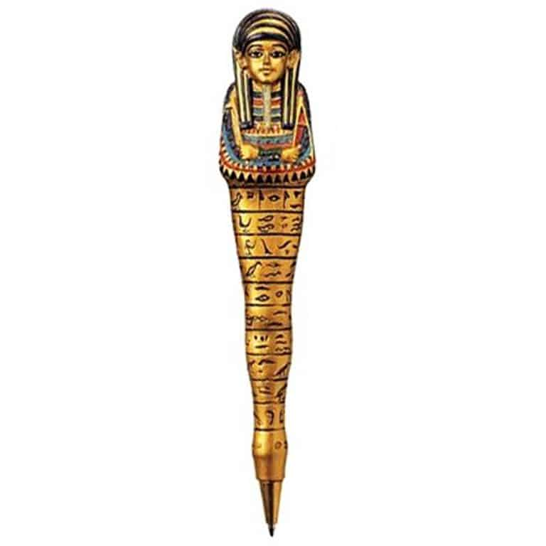ancient-egyptian-sculptures-collectible-pens-office-supply