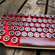 bing-hand-craft-red-steampunk-keyboard-built-in-smart-card-reader