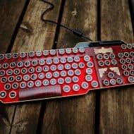 bing-hand-craft-red-steampunk-keyboard-hardware