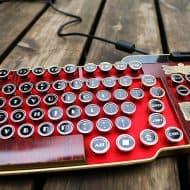 bing-hand-craft-red-steampunk-keyboard-usb-keyboards