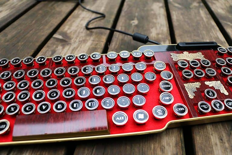 bing-hand-craft-red-steampunk-keyboard-usb-keyboards