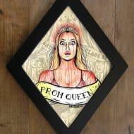 bwana-devil-diamond-framed-prints-collectibles