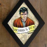 bwana-devil-diamond-framed-prints-wooden-frame