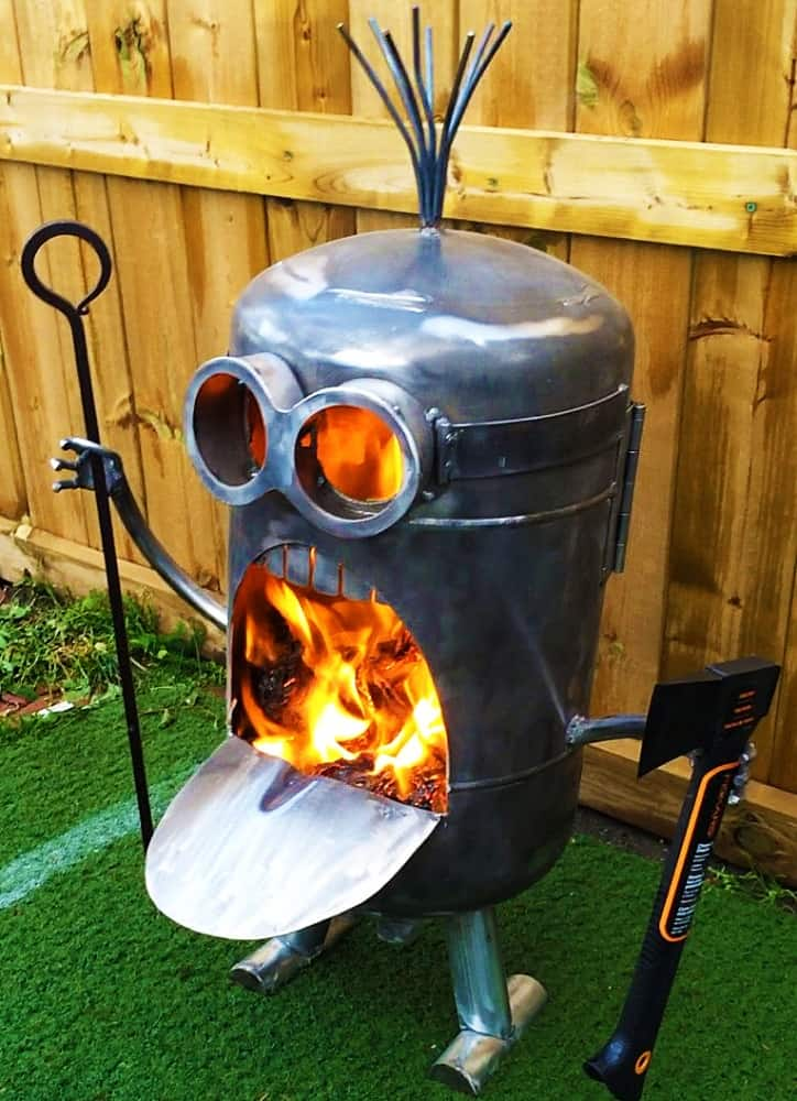 calgary-creative-work-minion-inspired-fire-pit-pixar-pop-culture-fixture