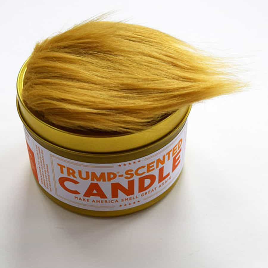 Make America smell great again!