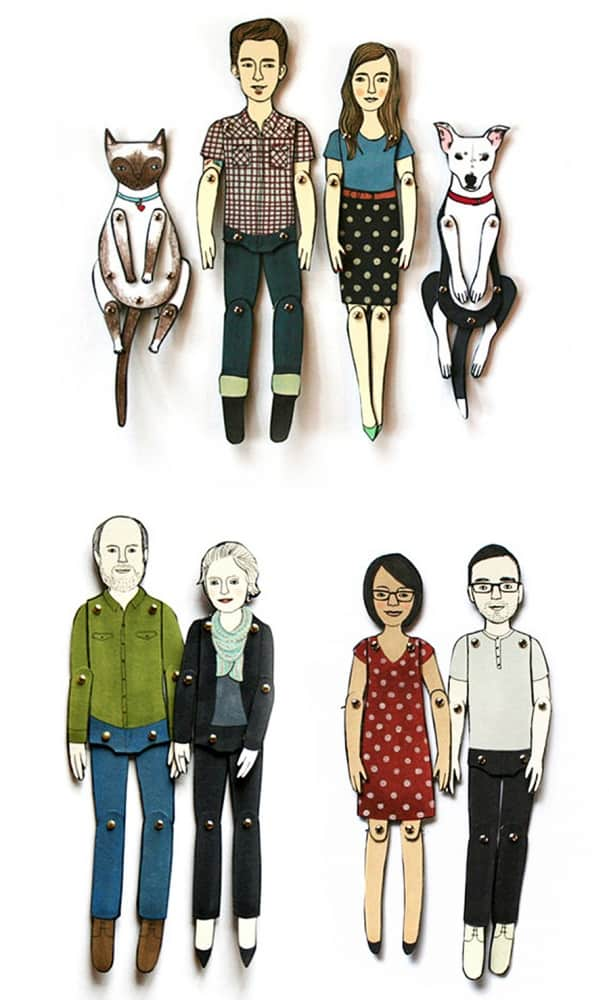 jordangraceowens-paper-doll-portrait-wall-decoration