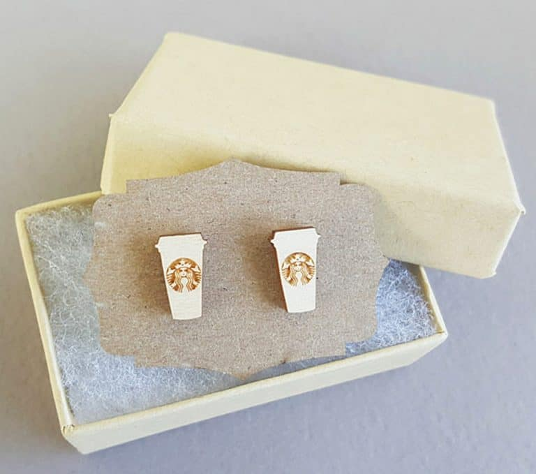 juniper-and-ivy-starbucks-cup-earrings-brown-card-and-jewelry-box-package