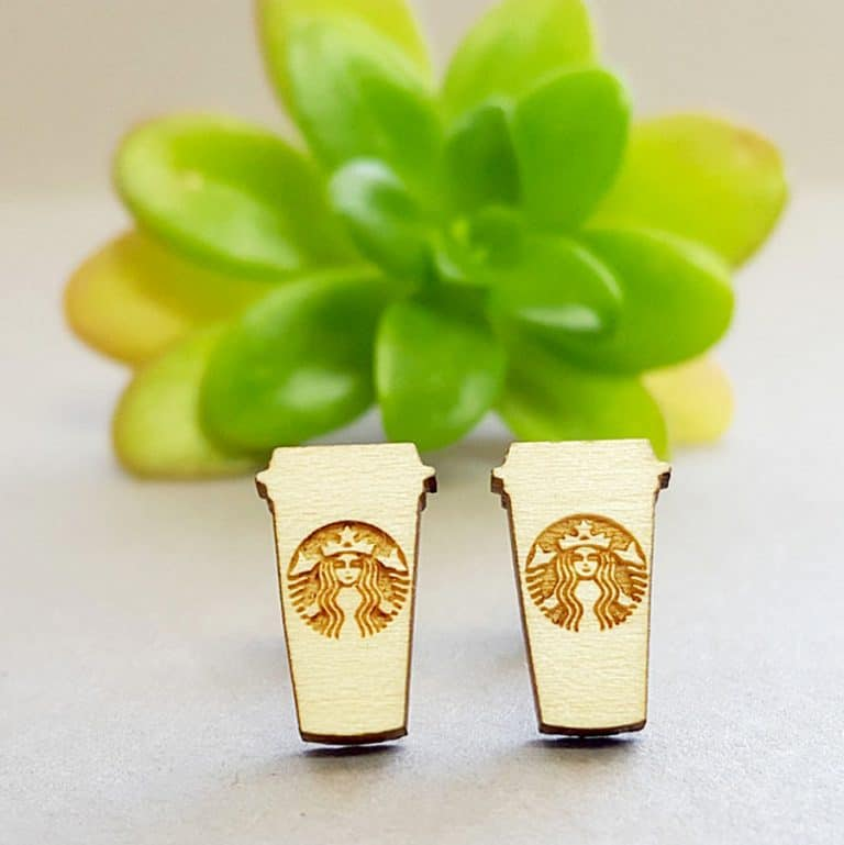 juniper-and-ivy-starbucks-cup-earrings-hypoallergenic-accessory
