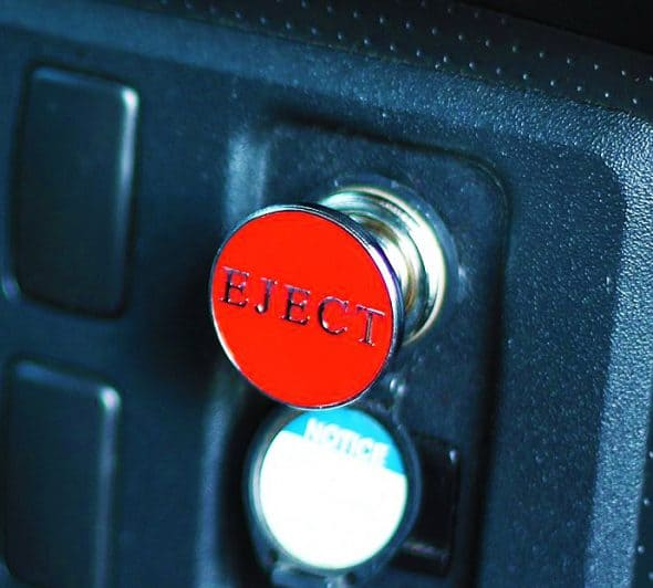 kei-project-red-ejection-seat-push-button-funny-gag-car-accessory