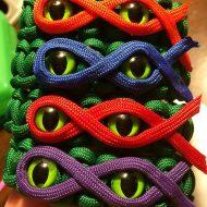 knot-kreations-teenage-mutant-ninja-turtles-paracord-bracelet-made-to-order-item
