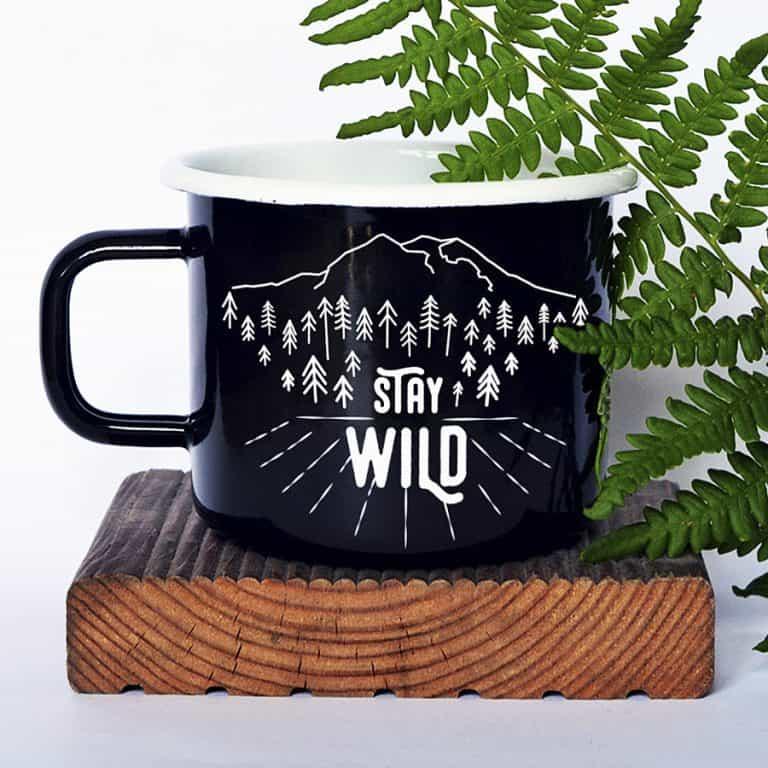 nokk-valley-enamel-camping-mug-traditional-polish-black-enamel