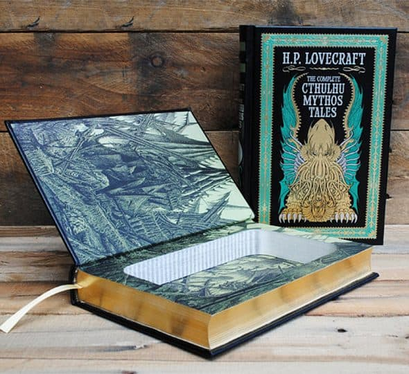 refined-pallet-cthulhu-mythos-tales-hollow-book-safe-real-leather-bound-book