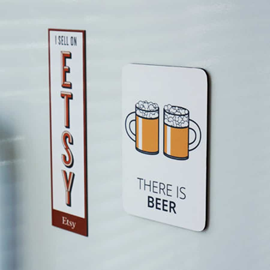 reminder-magnet-buytheres-beer-magnets-refridgerator-accessories
