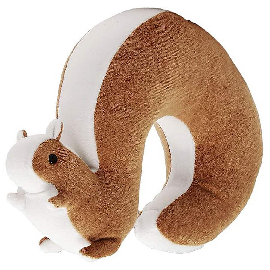 squirrel-travel-neck-pillow-car-accessory