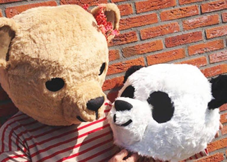 tentacle-studio-panda-teddy-bear-masks-quality-faux-fur