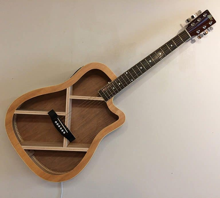 arrtstudios-guitar-shelf-recycled-acoustic-guitar