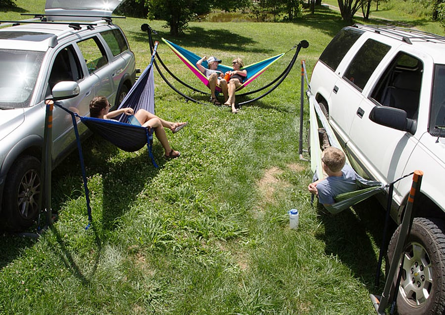 it includes a top of the line atlas suspension system and works with any eno hammock  eagle u0027s nest outfitters roadie hammock stand   noveltystreet  rh   noveltystreet