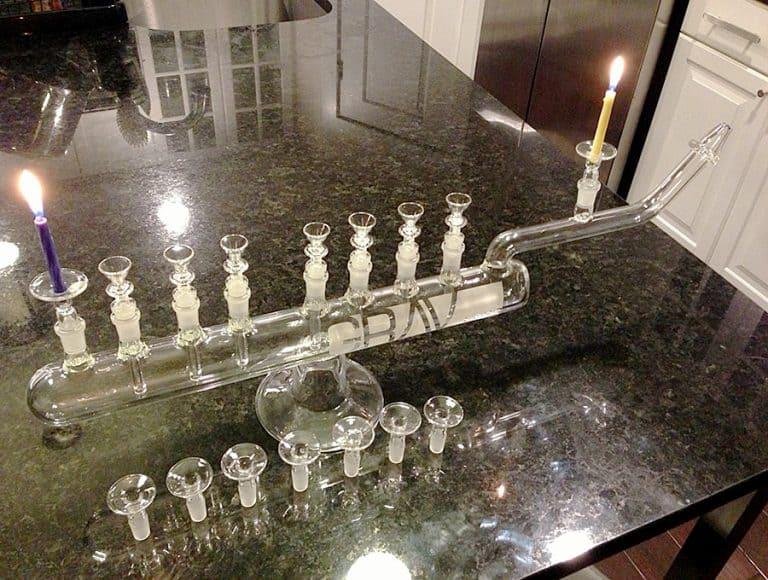 grav-labs-menorah-glass-pipe