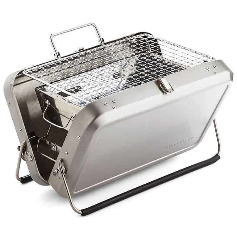 kikkerland-portable-bbq-suitcase-portable-grill