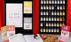 Sniff sniff… It's wine!