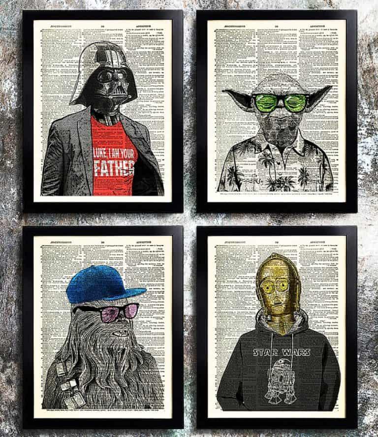 prints-variete-star-wars-art-print-set-wall-art-decoration