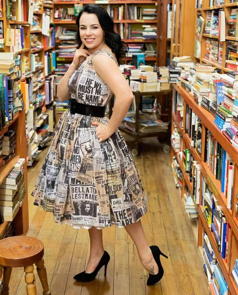 sarsparilly-50s-style-wizard-headlines-cotton-dress-made-to-order-garment