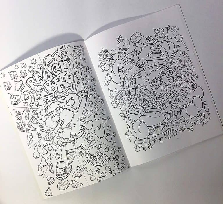 domania-power-stoner-adult-coloring-book-intricate-drawings