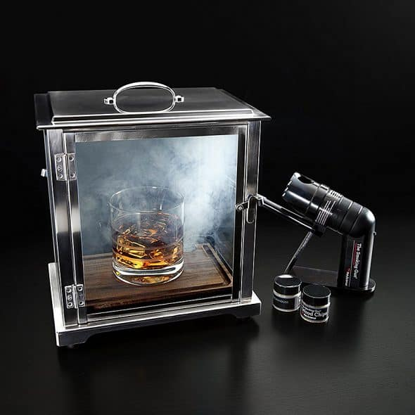 crafthouse-by-fortessa-smoking-box-with-smoke-gun-metal-top