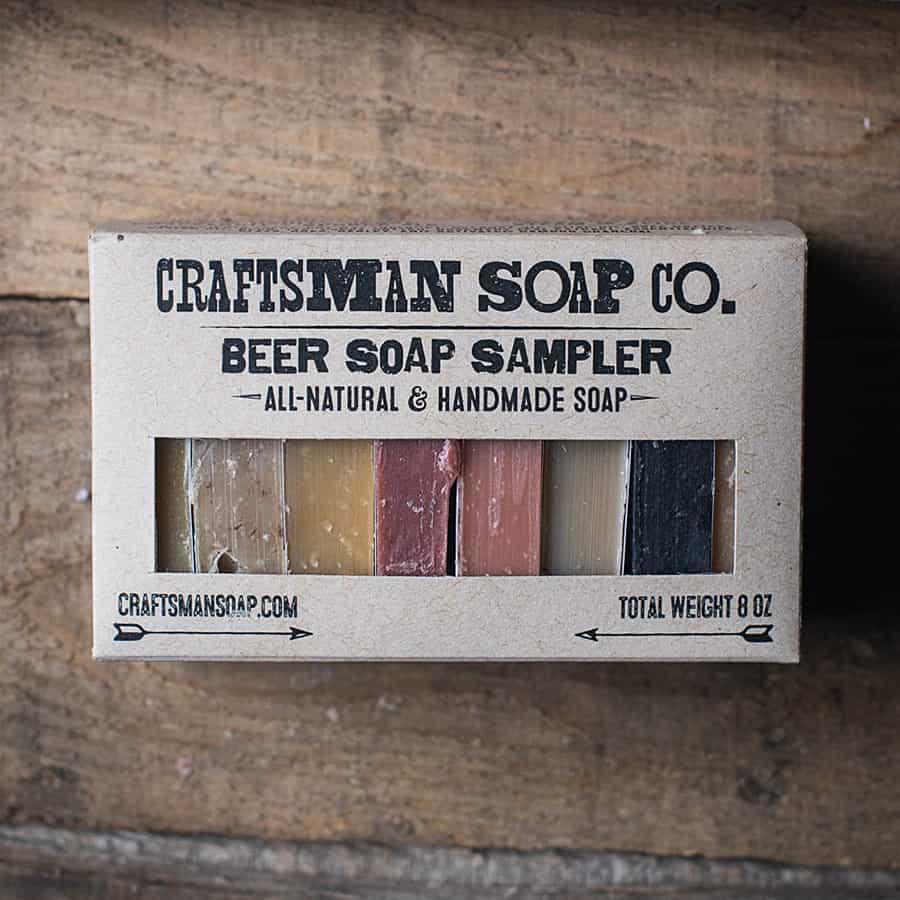 craftsman-soap-co-beer-soap-sample-set-hygiene-products