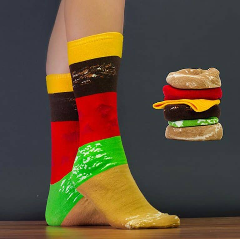 fast-food-socks-one-size-fits-most