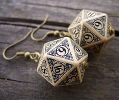 Roll the dice…or wear them.